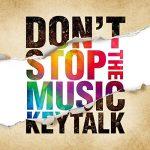 KEYTALK「DE'DEVIL DANCER」のMP3フル配信曲を無料でダウンロード!